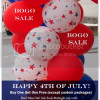Independence Day BOGO Sale! TIME SENSITIVE