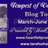 New Excerpt and Contest from Tara Fox Hall's Tempest of Vengeance!