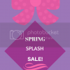 April Spring Splash Sale!